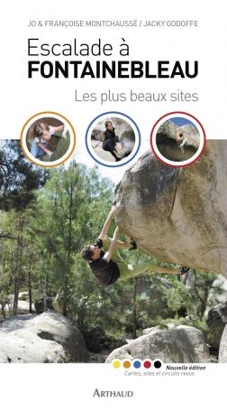 Escalade à Fontainebleau